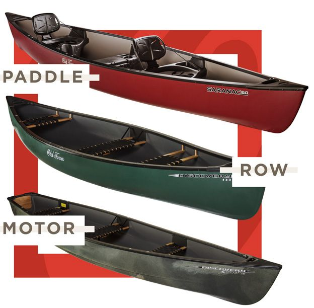 Canoe Buying Guide | Old Town